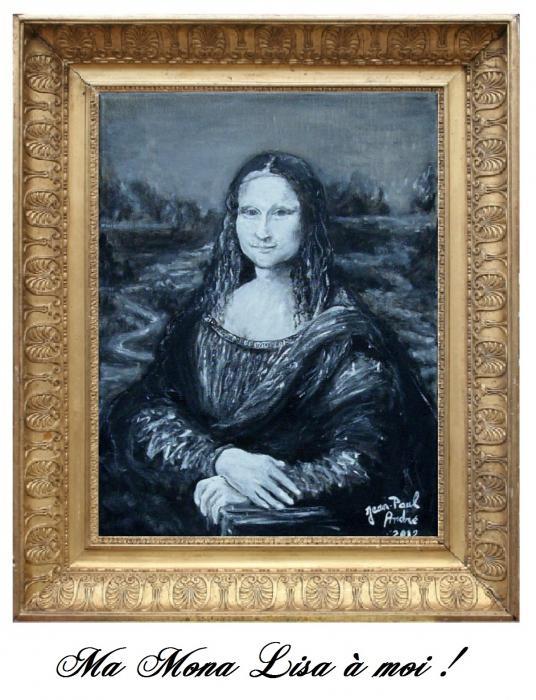 Mona Lisa por jeanpaul